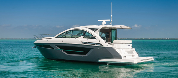 cantius50 Cruisers Yachts 50 Cantius: Infinite Entertaining