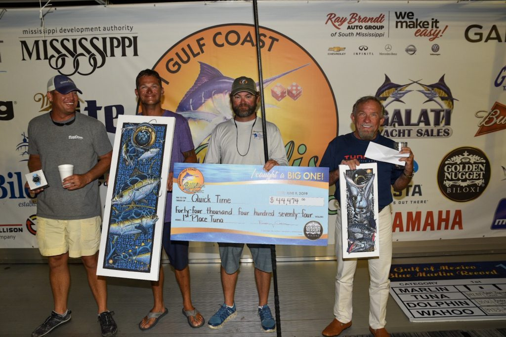 QuickTime 1024x683 Relentless Pursuit Tops the Field in the 2019 Mississippi Gulf Coast Billfish Classic