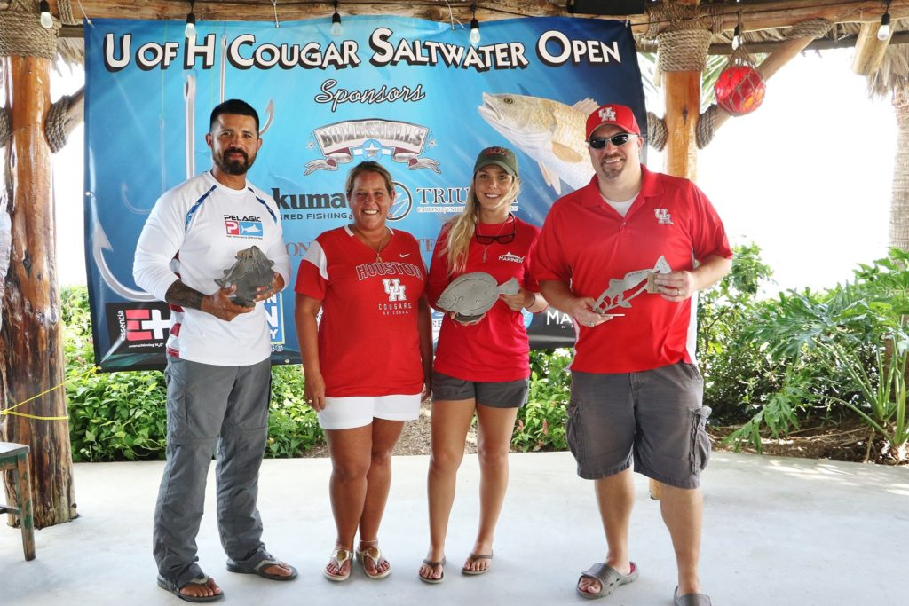 69545420 1442092079273661 7467288831553699840 o 1024x683 University of Houstons 12th Annual Cougar Saltwater Open is Huge Success