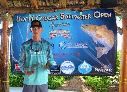 DSC 0500 413x300 University of Houstons 12th Annual Cougar Saltwater Open is Huge Success