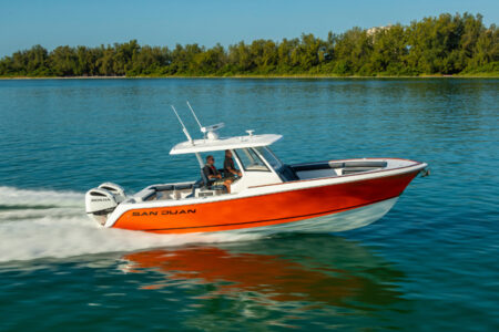 honda marine sanjuanyachts 450x300 Honda Marine Announces New Agreement with SanJuanYachts Company to be Exclusive OEM Outboard Supplier