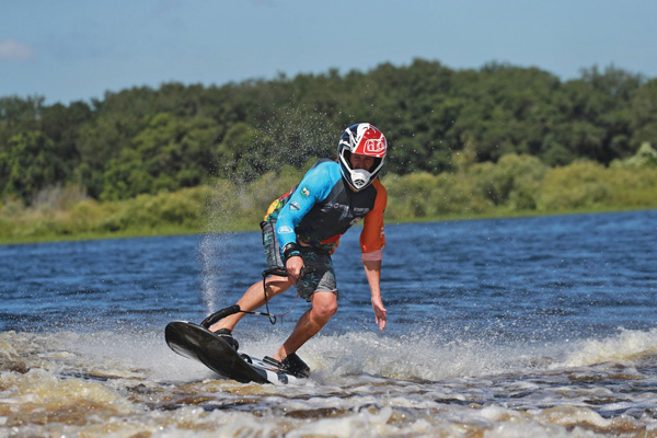 jordan Experience New Adventure with JetSurf